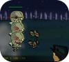 Кадр из игры Зомбидом