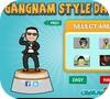 Кадр из игры Танец Гангнам