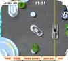 Кадр из игры Неоновый паркинг