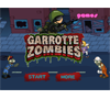 A shot of the game garrotte zombies