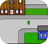 Кадр из игры Пиксельный город
