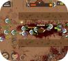Кадр из игры Ковбои ПРОТИВ Пиратов
