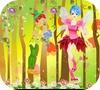 Кадр из игры Одевалка: Принцесса-фея