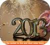 Кадр из игры Салют Нового 2013 года