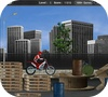 A shot of the game Bike Trial 3