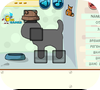 Кадр из игры Пушистый борцуха