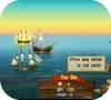 Кадр из игры Адмирал Карибского моря