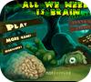 Кадр из игры Нам нужны только мозги. Доп. уровни