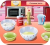Кадр из игры Печенье Пиньята: Кулинарный класс Сары