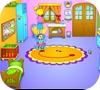 A shot of the game Kindergarten