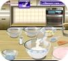 Кадр из игры Кулинарный класс Сары: Пирог с ревенем