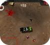 Кадр из игры Кровавая дорога