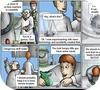Кадр из игры Бактерия