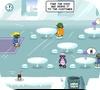 Кадр из игры Ресторан у пингвинов 2