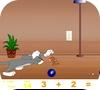 Кадр из игры Том и Джерри: Математический поединок