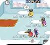 Кадр из игры Ресторан у пингвинов