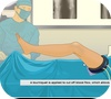 Кадр из игры Хирургия: Операция на колено