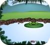 A shot of the game Kiba & Kumba: Fridge terror