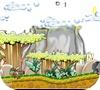 Кадр из игры Неандерталец