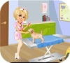 Кадр из игры Девушка-ветеринар