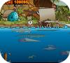 Кадр из игры Доисторическая акула