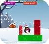 Кадр из игры Падение пингвина