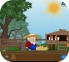 Кадр из игры Фермер Флип