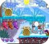 Кадр из игры Снил Боб 3: Зимняя сказка