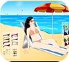 Кадр из игры Наряд для пляжной вечеринки