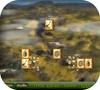 Кадр из игры Маджонг: Время жинозавра