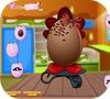 Кадр из игры Украсить шоколадное яйцо