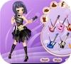 Кадр из игры Девушка-гитаристка