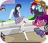 Кадр из игры Красочные наряды