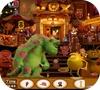 Кадр из игры Корпорация монстров: Скрытые объекты