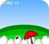 Кадр из игры Защитник яиц
