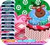 Кадр из игры Украшение рождественских кексов
