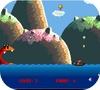 Кадр из игры Супер Марио: Золотая лодка