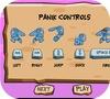 Кадр из игры Паника на опасной платформе