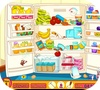 Кадр из игры Уборка в холодильнике