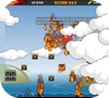 Кадр из игры Несчастный поджигатель