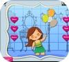 Кадр из игры Счастливая девочка