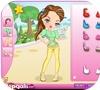 Кадр из игры Девушка с мыльными пузырями