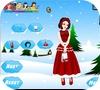 Кадр из игры Снежный наряд к Рождеству