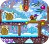 Кадр из игры Улитка Боб 6: Зимняя сказка