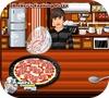 Кадр из игры Приготовь пиццу для Джастина Бибера