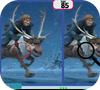 Кадр из игры Поиск отличий: Холодное сердце