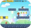 Кадр из игры Большое приключение Марио