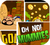 A shot of the game Mummies Escape