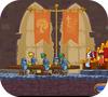 Кадр из игры Король