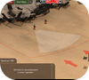 Кадр из игры Пустыни луны